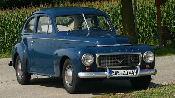 Oldtimer TV - Classic car Fahrzeug Portraits