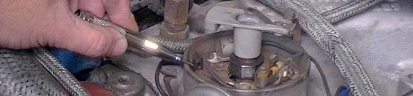 Mag motor 1040 zündung einstellen
